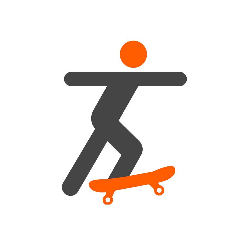Pistas de Patinaje y Skate