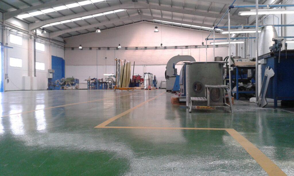Productos y soluciones para fabricas e industria