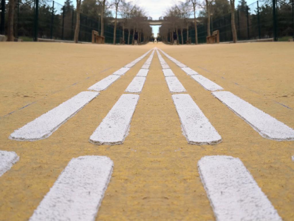 WollCity Asphalt PUR y 3D - Revestimiento rugoso sobre pavimentos de hormigón