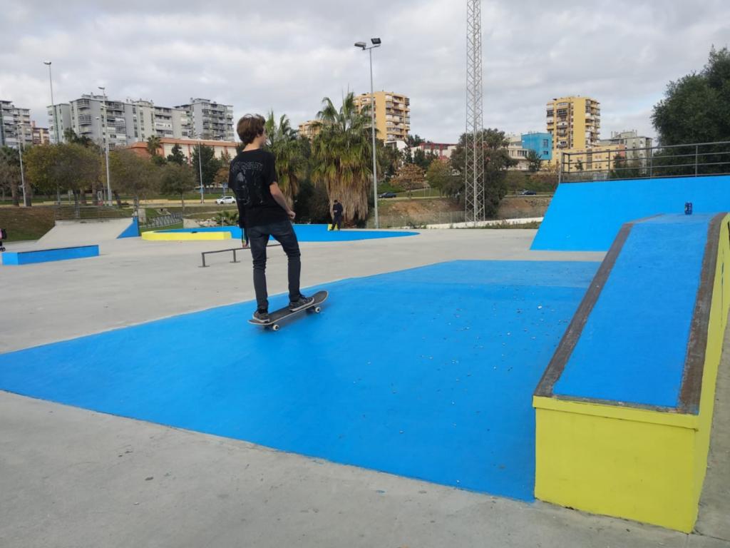 Wollsport para pistas de skate y patinaje