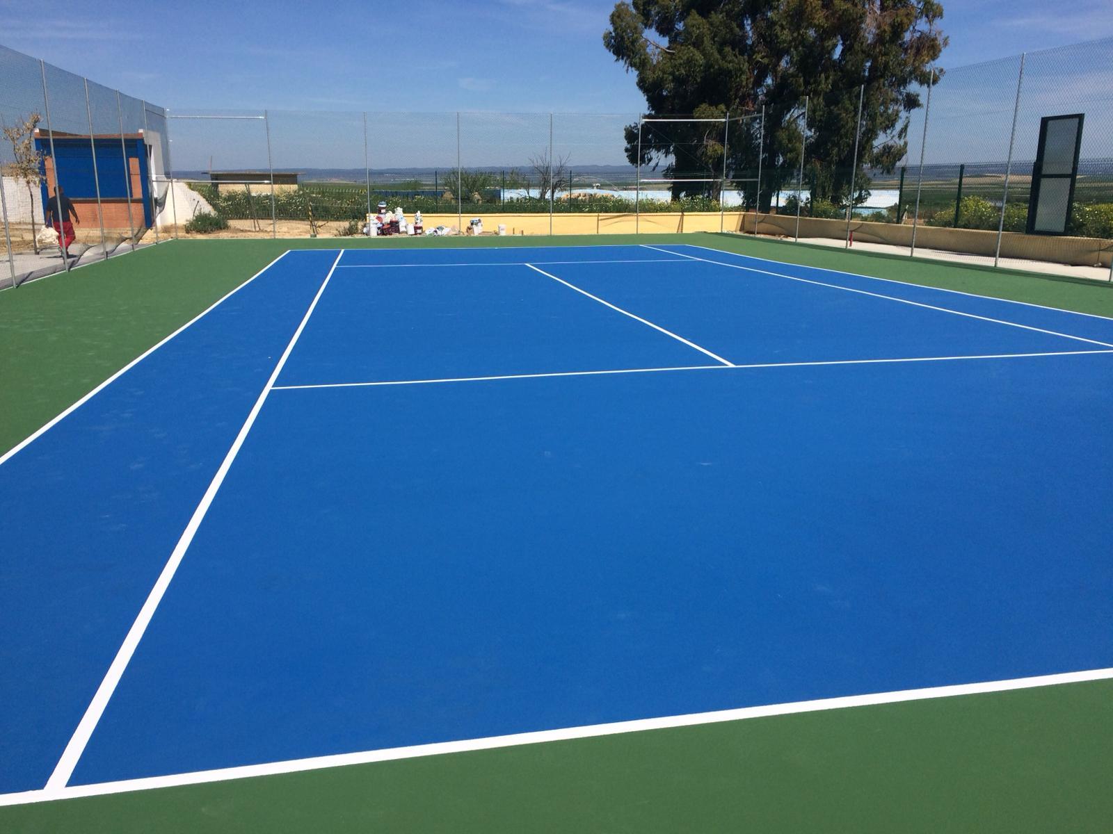 Wollsport Tennis para pintas deportivas de tenis y pádel