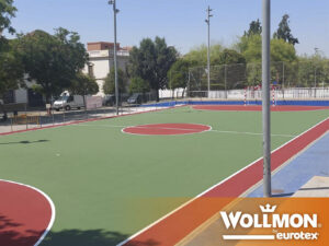 Wollmon- Pista Deportiva El Viso del Alcor