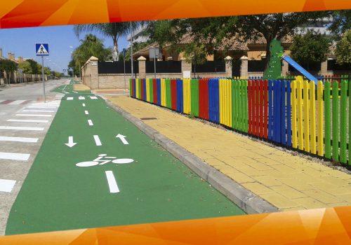 Tratamientos y soluciones para pavimentos urbanos